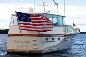 58ft Yacht SOMERSET