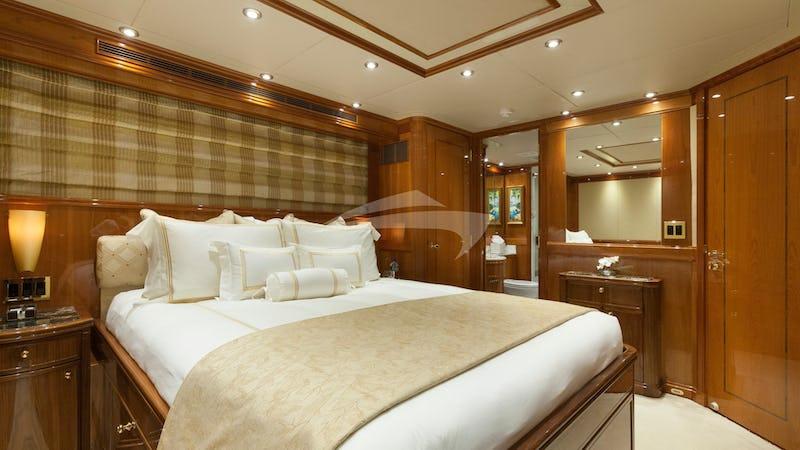 Guest Starboard Forward Cabin