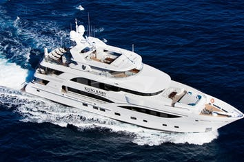 140ft Yacht KING BABY