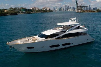91ft Yacht ELITE