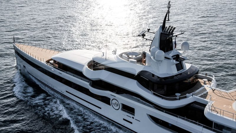 LADY S Power yacht