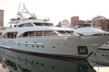 98ft Yacht ANYPA