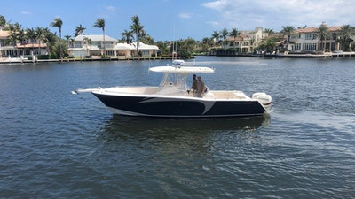 31' Grady White- fully rigged for fishing