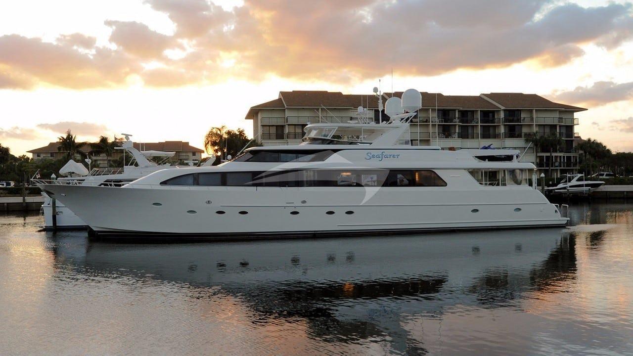 Yacht SEAFARER Charter Yacht