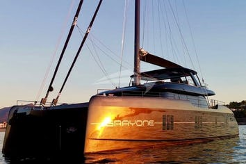 78ft Yacht GRAYONE