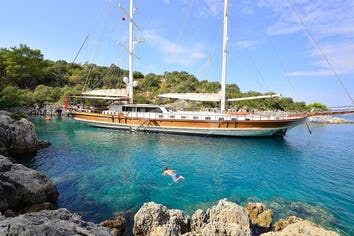 111ft Yacht LUCE DEL MARE