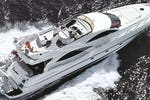 LUCKY SEVEN power yacht charter in
