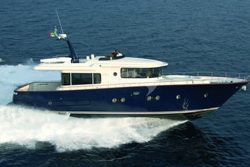 66ft Yacht TRABUCAIRE