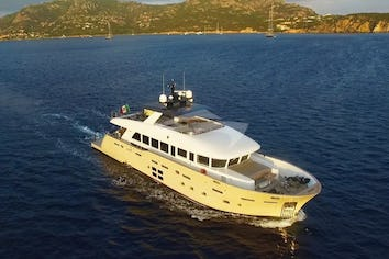 89ft Yacht DON MICHELE