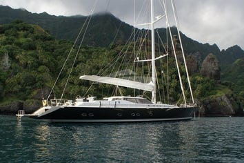 121ft Yacht RADIANCE