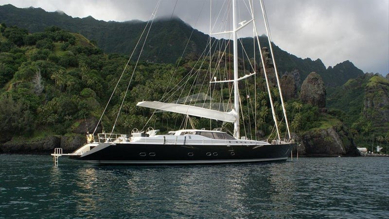 Yacht Charter RADIANCE