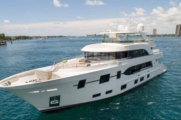 120ft Yacht THE ROCK