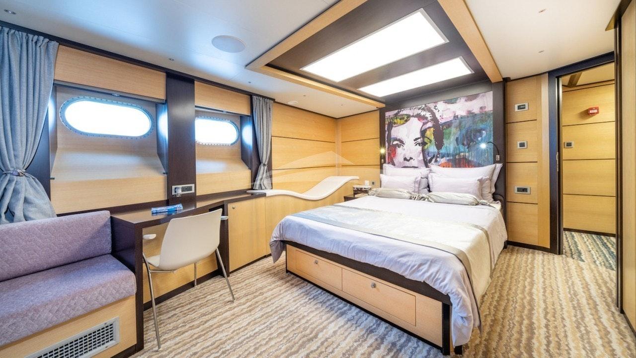 Grace master suite