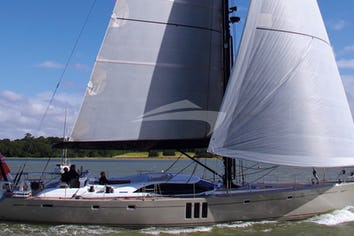72ft Yacht SPIRIT OF PHANTOM