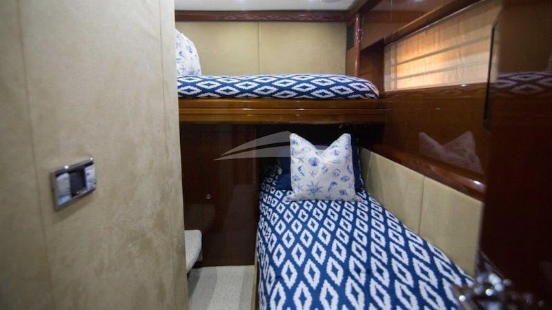 FOREVER 5 :: Twin Bunk Cabin