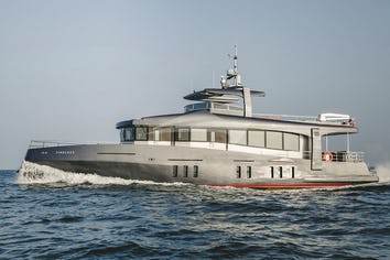 79ft Yacht TIMELESS