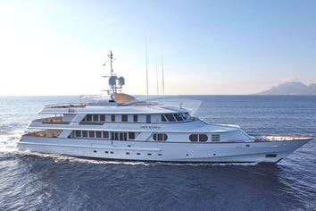 157ft Yacht LADY ELLEN II