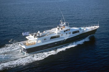 108ft Yacht ALLAHOU