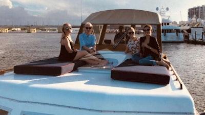 Palm Beach ~ Dîner-croisière