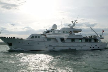 113ft Yacht SOUTH PAW C
