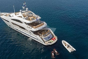 131ft Yacht PATHOS