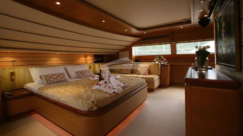 SEA LION II :: MASTER CABIN