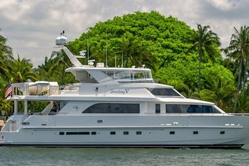 92ft Yacht STERLING V