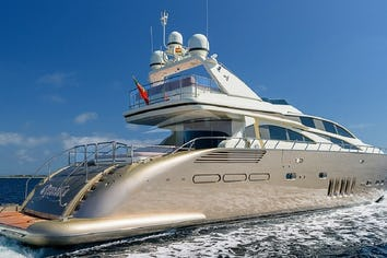 105ft Yacht LOVE BOAT