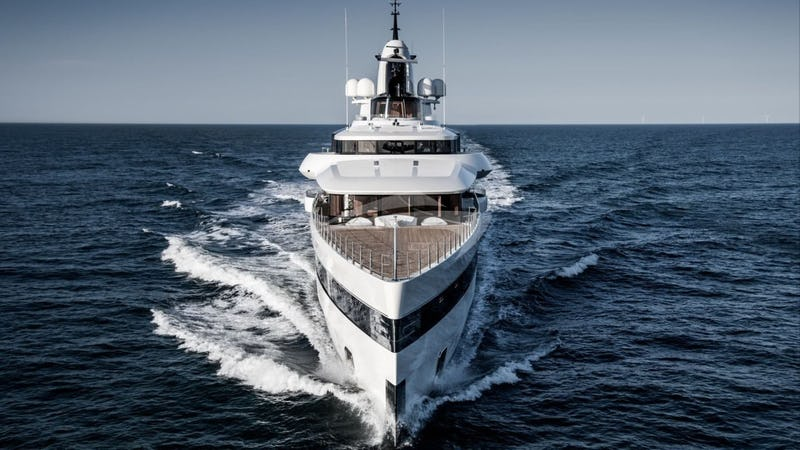 LADY S Superyacht