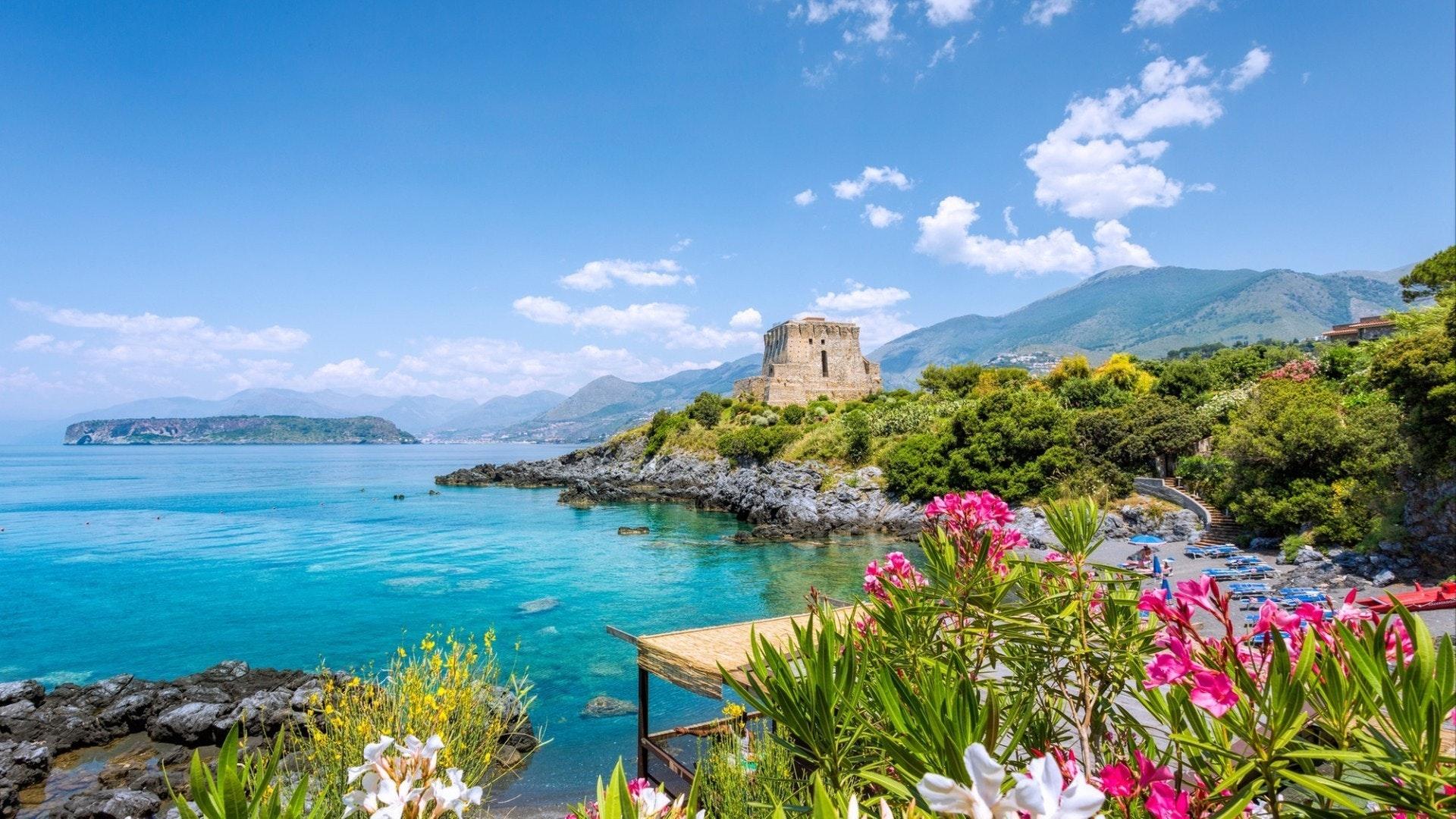 シチリア&エオリア諸島