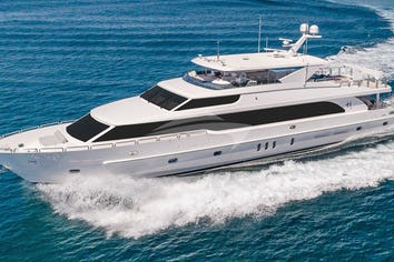 100ft Yacht MB III