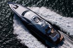 QUANTUM power yacht charter in