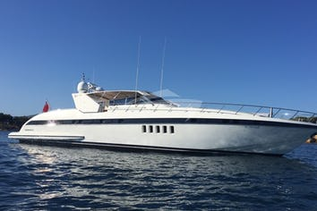 85ft Yacht EL VIP ONE