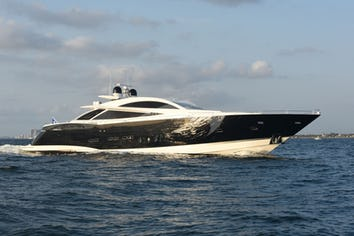 107ft Yacht DOUBLE D