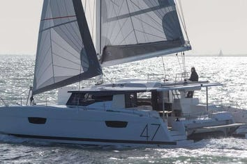 45ft Yacht TRANQUILO