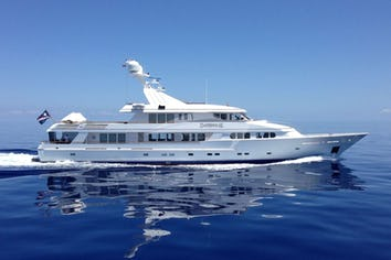 153ft Yacht DAYBREAK