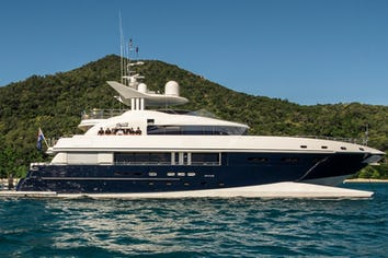 114ft Yacht SPIRIT