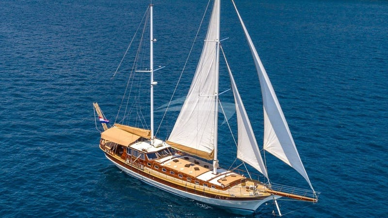 Yacht Charter ANGELICA