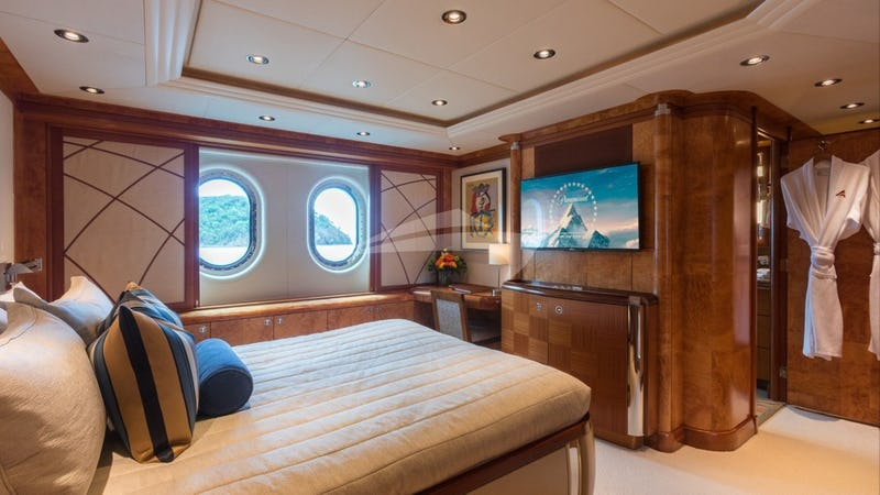 AMICA MEA :: Guest Stateroom