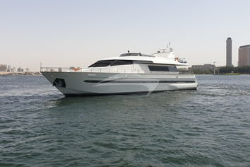 78ft Yacht PRINCESA
