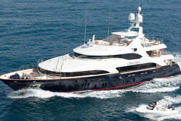 144ft Yacht BLUE VISION