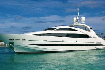 120ft Yacht SEALYON 37