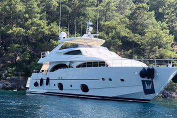 97ft Yacht FUNDA D