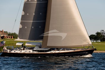 82ft Yacht RAVEN CLAW