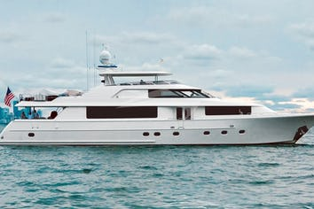 111ft Yacht BOXER
