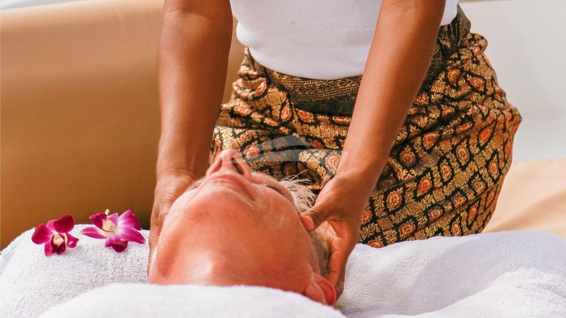 Thai Massage aboard