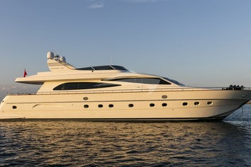 Luxury charter yacht PARCIFAL