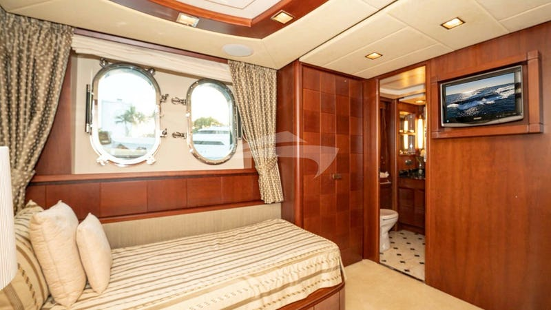 VIVERE :: Starboard Twin Stateroom