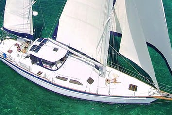 71ft Yacht GYPSY WIND