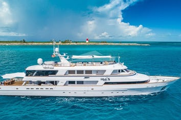 150ft Yacht LADY S